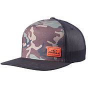 O'Neill Men's Hyperfreak Camo Trucker Hat
