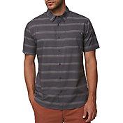 O'Neill Men's Pickett Woven Short Sleeve Shirt
