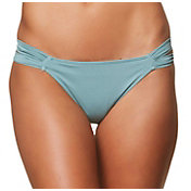 O'Neill Women's Salt Water Solids Tab Side Bottoms