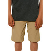 O'Neill Boys' Loaded Solid Hybrid Shorts