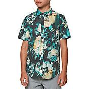 O'Neill Boys' Perennial Woven Short Sleeve Shirt