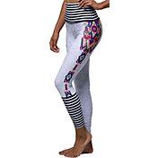 Onzie Women's High Rise Basic Midi Leggings