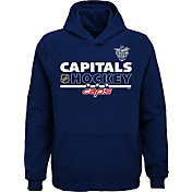 NHL Youth 2018 Stadium Series Washington Capitals Locker Room Authentic Hoodie
