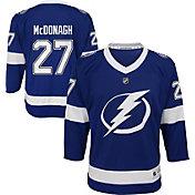 NHL Youth Tampa Bay Lightning Ryan McDonagh #27 Replica Home Jersey