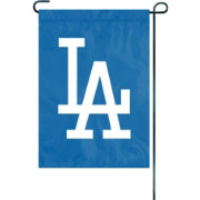 Party Animal Los Angeles Dodgers Garden/Window Flag