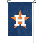 Party Animal Houston Astros Garden/Window Flag