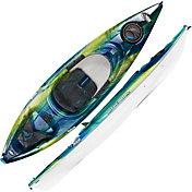 Pelican Intrepid 100X Kayak with Paddle
