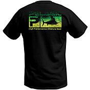 Pelagic Men's Deluxe Print Short Sleeve Logo T-Shirt