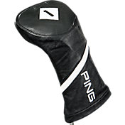 PING 2018 Leather Driver Headcover