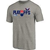 NHL Men's 2018 NHL Stanley Cup Playoffs Washington Capitals Grey T-Shirt