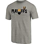 NHL Men's 2018 NHL Stanley Cup Playoffs Vegas Golden Knights Heather Grey T-Shirt