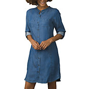 prAna Women's Aliki Shirt Dress