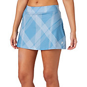 Prince Women's Laser Stripe Match Knit Skort
