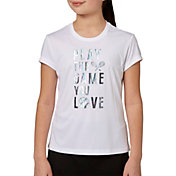 Prince Girls' 'Love the Game' Graphic Tee