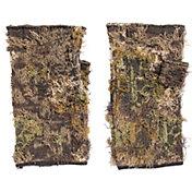 QuietWear Camo Grass Gloves