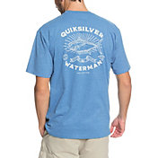 Quiksilver Men's Waterman Catch & Enjoy T-Shirt