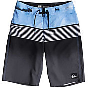 Quiksilver Boy's Highline Lava Division Board Shorts