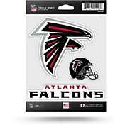 Rico Atlanta Falcons Triple Spirit Stickers