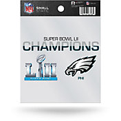 Rico Super Bowl LII Champions Philadelphia Eagles Small Static Cling