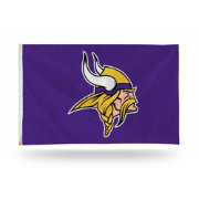 Rico Minnesota Vikings 3' x 5' Flag