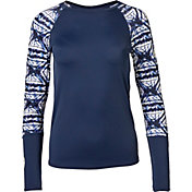 Roxy Women's Fitness Long Sleeve Rash Guard