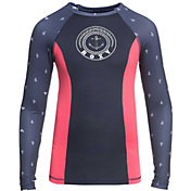 Roxy Girl's Tropi Long Sleeve Rash Guard