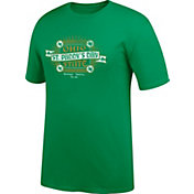 Scarlet & Gray Men's Ohio State Buckeyes Green St. Paddy's Day T-Shirt