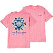 Simply Southern Women's Mandala T-Shirt