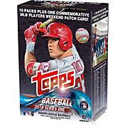 Topps MLB 2018 Series One Trading Card Blaster Box