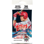 Topps MLB 2018 Series One Trading Card Value Pack