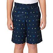 Slazenger Boys' Conversational Printed Golf Shorts