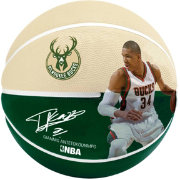 Spalding Milwaukee Bucks Giannis Antetokounmpo Player Basketball