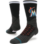 Stance Miami Marlins Diamond Pro Crew Socks