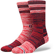 Stance Boston Red Sox Greystone Crew Socks