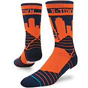 Stance Houston Astros Diamond Pro OTC Socks