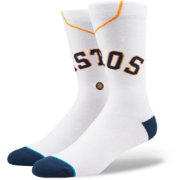 Stance Houston Astros Home Crew Socks