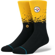 Stance Pittsburgh Steelers Training 360 Crew Socks