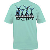 Salt Life Men's Fish Tail Scenic T-Shirt