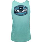 Salt Life Men's Life in the Cast Lane Tank Top