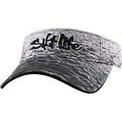 Salt Life Men's Metal Seas Performance Visor