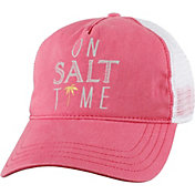 Salt Life Women's Salt Time Livin' Trucker Hat