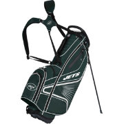 Team Effort New York Jets Gridiron III Stand Golf Bag