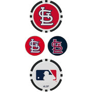 Team Effort St. Louis Cardinals Ball Marker Set