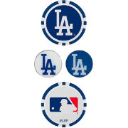 Team Effort Los Angeles Dodgers Ball Marker Set