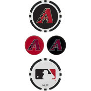 Team Effort Arizona Diamondbacks Ball Marker Set