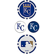 Team Effort Kansas City Royals Ball Marker Set