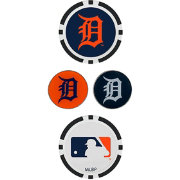 Team Effort Detroit Tigers Ball Marker Set