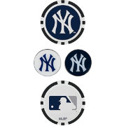 Team Effort New York Yankees Ball Marker Set