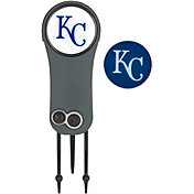 Team Effort Kansas City Royals Switchblade Divot Tool and Ball Marker Set
