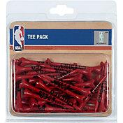 "Team Effort Chicago Bulls 2.75"" Golf Tees - 40 Pack"